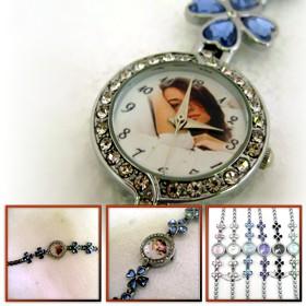 ceasuri dama luxoase, cristale, personalizate