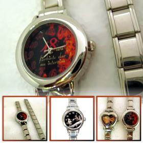 ceasuri dama rotund mic, personalizat