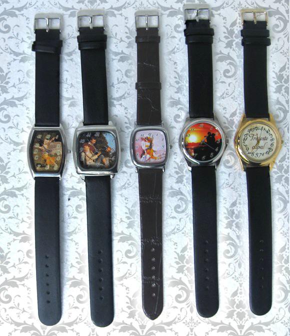 ceas unisex personalizate, curea de piele