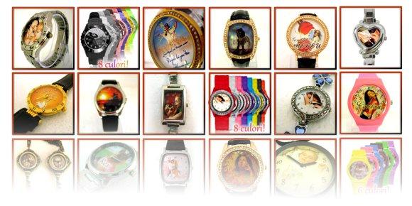 ceasuri de mana personalizate cu poze, text