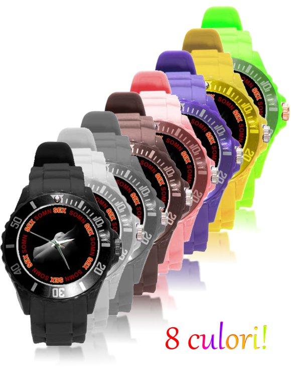 ceasuri de mana mari personalizate , 8 culori