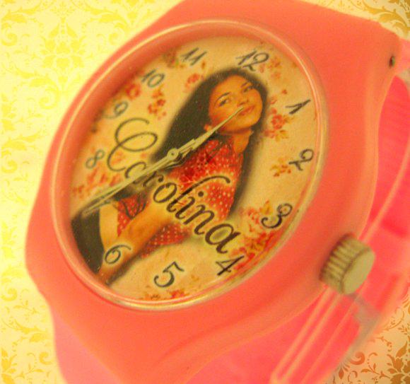 ceasuri colorate personalizate