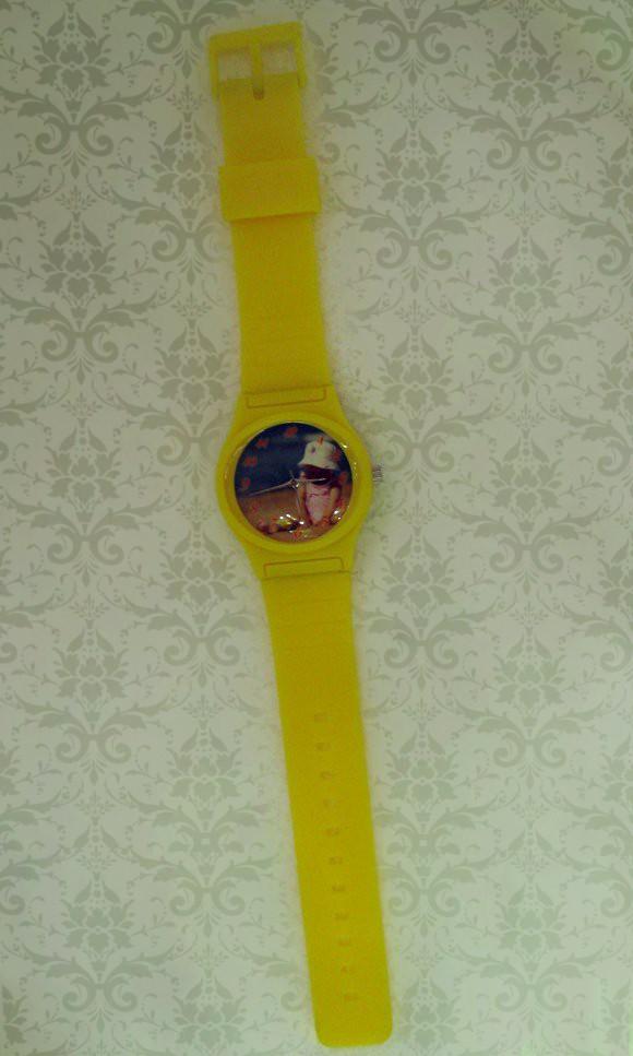 ceasuri colorate pentru copii, personalizate cu poze, nume
