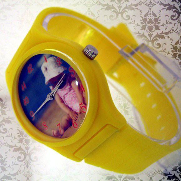 ceasuri copii, plastic, personalizate