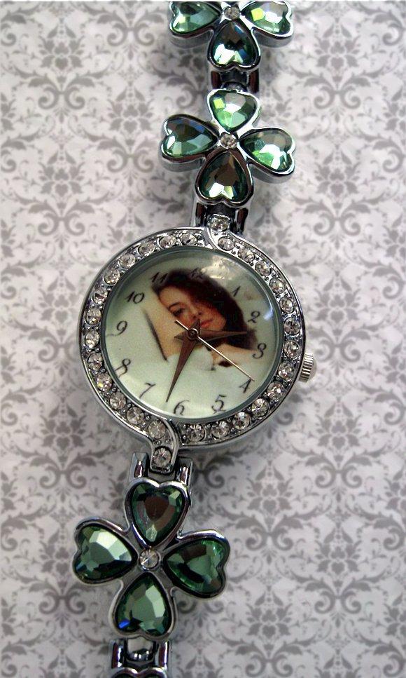 ceasuri de dama, cristale, personalizate