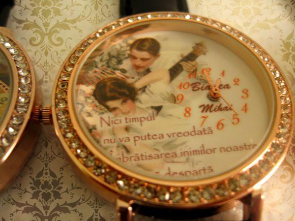 ceasuri de mana personalizate pt femei