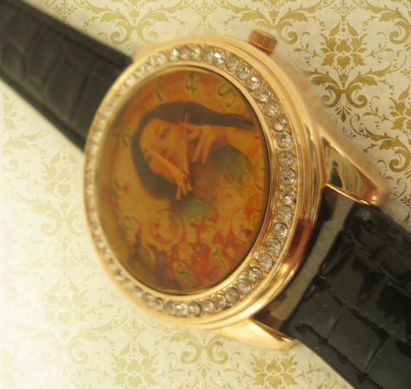 ceasuri de mana cristale, lux, personalizate