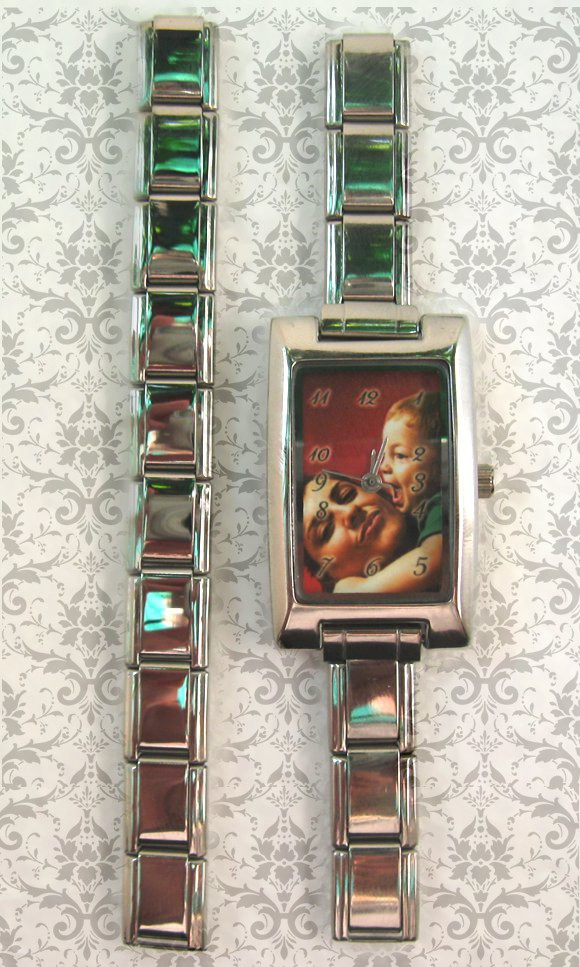 ceasuri dama dreptunghi, personalizate