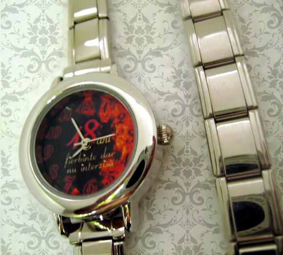 ceas dama mic, personalizat